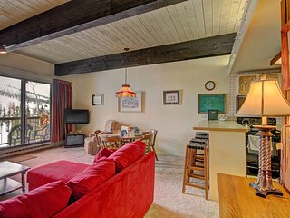 Storm Meadows Club B217 - Steamboat Springs vacation rentals