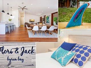 FLORI & JACK BYRON BEACH HOUSE - Byron Bay vacation rentals