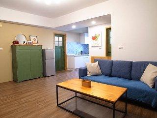 Brand new cozy 2 bedrooms apartment - Kaohsiung vacation rentals