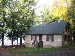 Eagle Nest Cottage On Lac Vieux Desert Lake ~ RA137075 - Land O  Lakes vacation rentals