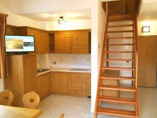 Appartamenti Villa Elisa | Bilocale su due livelli x 3/5 persone - Falcade vacation rentals