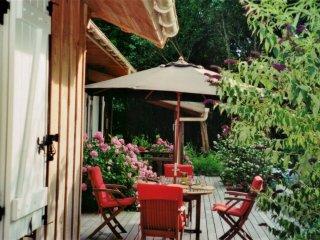 Idyllic house on the lake w garden - Saint-Alban-les-Eaux vacation rentals