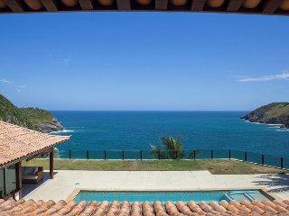 Bright 10 bedroom Villa in Buzios - Buzios vacation rentals