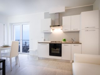 Bright Condo with Central Heating and Washing Machine - Faggeto Lario vacation rentals