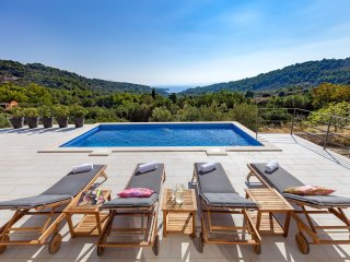 Modern villa in a traditional setting, Selce, Brac island - Cove Puntinak (Selca) vacation rentals