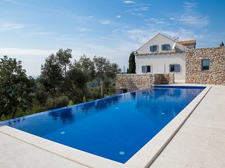 Panoramic stone villa with pool on island Sipan, near Dubrovnik - Sudurad vacation rentals