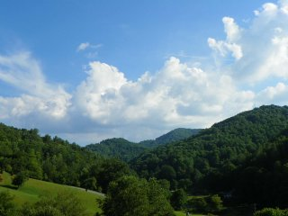 Cozy Valle Crucis Cabin rental with Internet Access - Valle Crucis vacation rentals