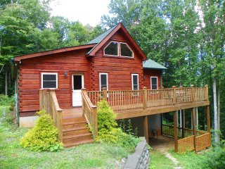 Lovely 3 bedroom Cabin in Valle Crucis with Internet Access - Valle Crucis vacation rentals