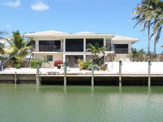 Charming home with pool and canal in Key Colony Beach! - Key Colony Beach vacation rentals