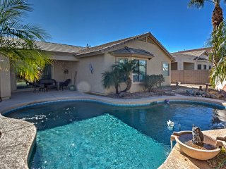 NEW! 3BR House w/ Pool - Near San Tan Mtn Park! - Queen Creek vacation rentals