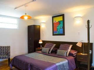 Comfy Single´s Studio Near Condesa & WTC - Mexico City vacation rentals