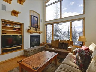 25% OFF JAN-FEB Ski-in/Ski-out 4 BD + Loft on 4 O'Clock Ski Run! Sleeps 14! - Breckenridge vacation rentals