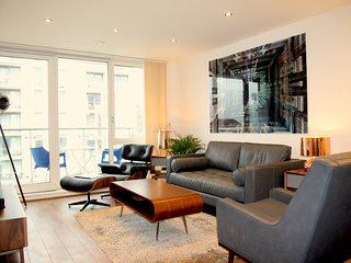 Luxury 2 Bedroom Apartment, Simmonds House, Great West Quarter - Brentford vacation rentals