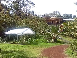 Come to Hawaii & Enjoy a Home up in the Clouds atKapoho Skies! - Pahoa vacation rentals