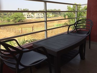 Cozy one bedroom air conditioned home at Nagaon, Alibaug. - Alibaug vacation rentals