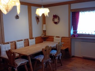 2 bedroom Condo with Central Heating in San Martino Di Castrozza - San Martino Di Castrozza vacation rentals