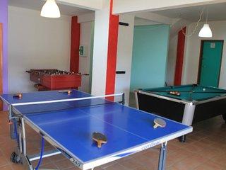 Villa Claudia, Billar, babyfoot, ping pong,pool... - Lloret de Mar vacation rentals