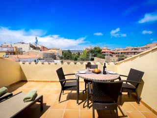 CAN TARONGETA - Sunny Penthouse 2-2 - Palafrugell vacation rentals