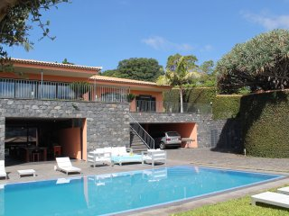 Beautiful contemporary luxury villa with A/C, games room in Funchal - Stylehouse - Funchal vacation rentals