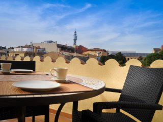 CAN TARONGETA - Sunny Penthouse 2-3 - Palafrugell vacation rentals