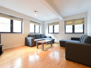 2 Bed City Centre Apt Slp 8 (60) - Manchester vacation rentals