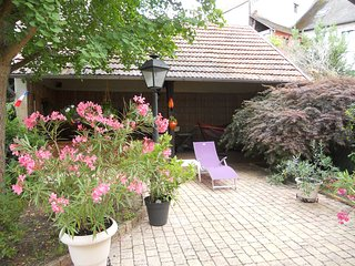 1 bedroom House with Internet Access in Saint-Pourcain-sur-Sioule - Saint-Pourcain-sur-Sioule vacation rentals