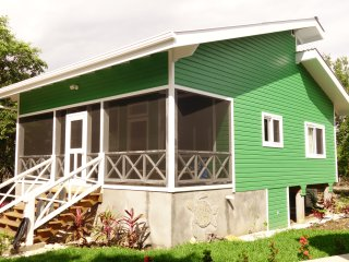 The Turtle's Nest - Stunning Beachfront Home - Serenity Beach Cottage #2 - Utila vacation rentals