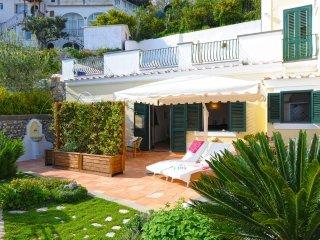 Villa with garden and sea view - V725 - Praiano vacation rentals