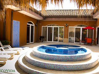 EcoVida Casa de los Sueños with Private Pool! Walk to the Beach! - Playa Bejuco vacation rentals