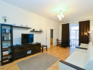 Luxury apart with great view on Neva river - Saint Petersburg vacation rentals