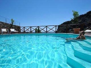 Panoramic villa with pool - V710 - Amalfi vacation rentals