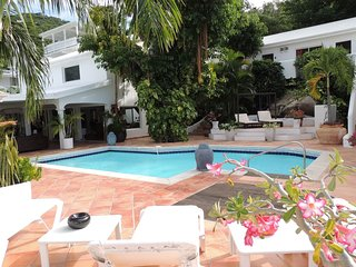 SUPERBE VILLA DANS UN CADRE EXCEPTIONNEL - Saint Martin vacation rentals