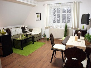 Vacation Apartment in Bad Windsheim - 452 sqft, SAT-TV, sauna usage, historic - Bad Windsheim vacation rentals