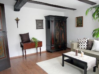 Vacation Apartment in Bad Windsheim - 710 sqft, SAT-TV, sauna usage, historic - Bad Windsheim vacation rentals