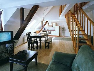 LLAG Luxury Vacation Apartment in Ediger - 1023 sqft, historic, spacious, sauna - Ediger-Eller vacation rentals