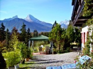 Vacation Apartment in Berchtesgaden - 904 sqft, stylish, comfortable, lovely - Berchtesgaden vacation rentals