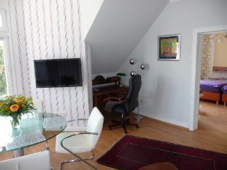 Vacation Apartment in Bad Nauheim - 700 sqft, beautiful historic building - Bad Nauheim vacation rentals
