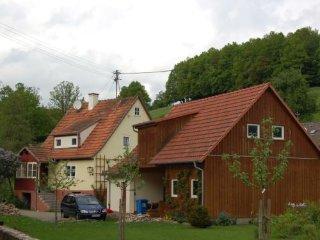 Vacation Home in Zeitlofs - 1076 sqft, idyllic, renovated, modern (# 3293) - Zeitlofs vacation rentals