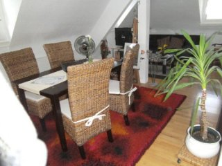 Vacation Apartment in Diez - 753 sqft, stylish, comfortable, nice view (# 3447) - Diez vacation rentals