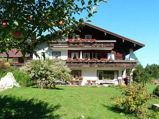 Vacation Apartment in Inzell - 753 sqft, well-maintained, idyllic, quiet - Inzell vacation rentals
