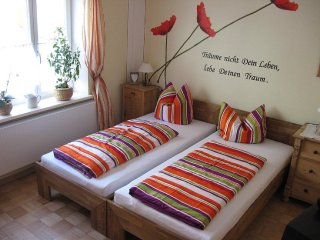 Vacation Apartment in Donauwörth - 431 sqft, central, bright, comfortable - Donauworth vacation rentals