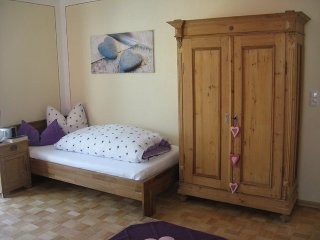 Vacation Apartment in Donauwörth - 657 sqft, central, bright, comfortable - Donauworth vacation rentals