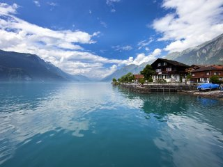 Vacation Apartment in Brienz - amazing view, beautiful, comfortable (# 5427) - Brienz vacation rentals