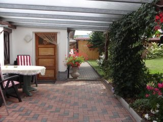 Vacation Home in Geschwenda - 484 sqft, central, cozy, comfortable (# 8500) - Graefenroda vacation rentals