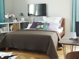 Vacation Apartment in Stade - 431 sqft, fashionable, modern, bright (# 8509) - Stade vacation rentals