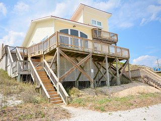 4 bedroom House with Deck in Topsail Beach - Topsail Beach vacation rentals