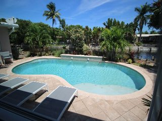 Updated Waterfront Oasis with Private Pool and Hot Tub - Oakland Park vacation rentals