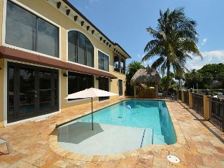 Stunning Waterfront In Central Location W/ private heated Pool And Gym - Lighthouse Point vacation rentals