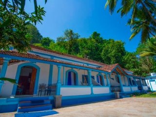 Comfortable Chapora Villa rental with Parking - Chapora vacation rentals