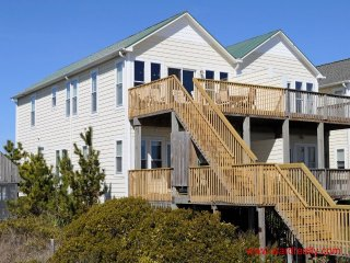 Perfect Topsail Beach House rental with Deck - Topsail Beach vacation rentals